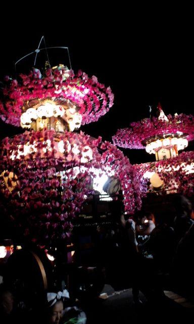 お祭り(静岡県掛川市)