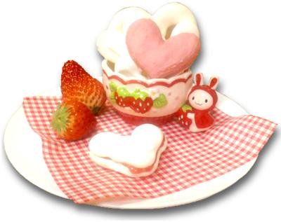 バレンタインスイーツ2010