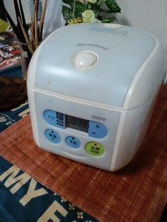 タコごはん16これは私が一人暮らししてる時に使っていた炊飯器です。